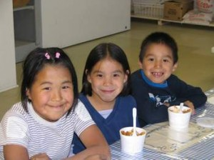 enfants-inuit