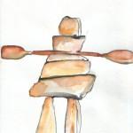 Logo Pagayer pour l'autisme 2009